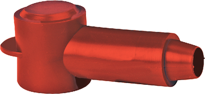 Stud Cable Cap Red 0.30-0.70 Stud Blue Sea Systems 4010
