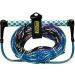 Water Ski Rope 75' 4 Section With Handle Seachoice 86811
