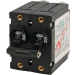 Circuit Breaker Double Pole 50A A-Series Black Toggle Blue Sea Systems 7241